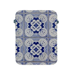 Ceramic Portugal Tiles Wall Apple Ipad 2/3/4 Protective Soft Cases