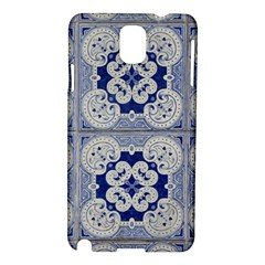 Ceramic Portugal Tiles Wall Samsung Galaxy Note 3 N9005 Hardshell Case