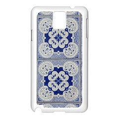 Ceramic Portugal Tiles Wall Samsung Galaxy Note 3 N9005 Case (white)