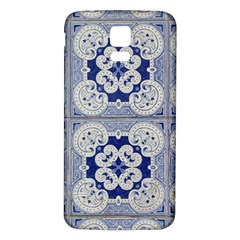 Ceramic Portugal Tiles Wall Samsung Galaxy S5 Back Case (white)