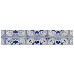 Ceramic Portugal Tiles Wall Flano Scarf (small)