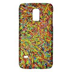 Canvas Acrylic Design Color Galaxy S5 Mini