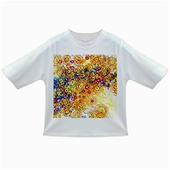 Canvas Acrylic Design Color Infant/Toddler T-Shirts