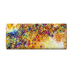 Canvas Acrylic Design Color Cosmetic Storage Cases