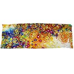 Canvas Acrylic Design Color Body Pillow Case (dakimakura)