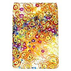 Canvas Acrylic Design Color Flap Covers (l)