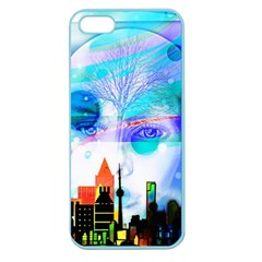 Dirty Dirt Spot Man Doll View Apple Seamless Iphone 5 Case (color)