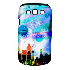 Dirty Dirt Spot Man Doll View Samsung Galaxy S Iii Classic Hardshell Case (pc+silicone)