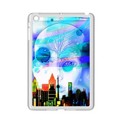 Dirty Dirt Spot Man Doll View Ipad Mini 2 Enamel Coated Cases