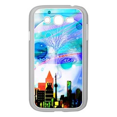Dirty Dirt Spot Man Doll View Samsung Galaxy Grand Duos I9082 Case (white)