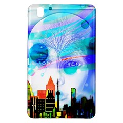 Dirty Dirt Spot Man Doll View Samsung Galaxy Tab Pro 8 4 Hardshell Case