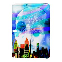 Dirty Dirt Spot Man Doll View Samsung Galaxy Tab Pro 12 2 Hardshell Case