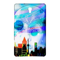 Dirty Dirt Spot Man Doll View Samsung Galaxy Tab S (8.4 ) Hardshell Case