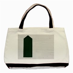 Construction Design Door Exterior Basic Tote Bag (two Sides)