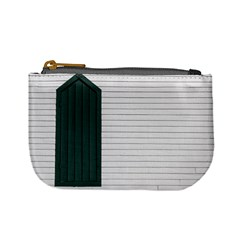 Construction Design Door Exterior Mini Coin Purses