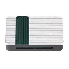 Construction Design Door Exterior Memory Card Reader With Cf