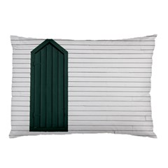 Construction Design Door Exterior Pillow Case (two Sides)