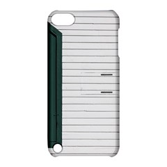 Construction Design Door Exterior Apple Ipod Touch 5 Hardshell Case With Stand