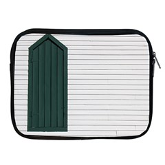 Construction Design Door Exterior Apple Ipad 2/3/4 Zipper Cases