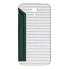 Construction Design Door Exterior Samsung Galaxy Mega I9200 Hardshell Back Case