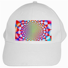 Color Abstract Background Textures White Cap