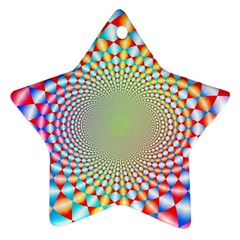 Color Abstract Background Textures Ornament (star)
