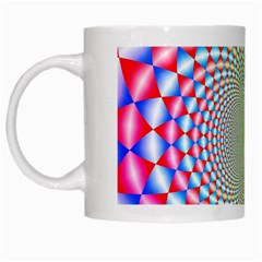 Color Abstract Background Textures White Mugs