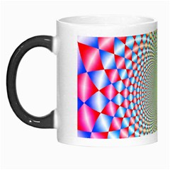 Color Abstract Background Textures Morph Mugs