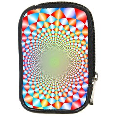 Color Abstract Background Textures Compact Camera Cases