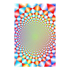 Color Abstract Background Textures Shower Curtain 48  X 72  (small)
