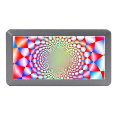 Color Abstract Background Textures Memory Card Reader (mini)
