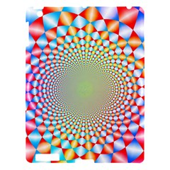 Color Abstract Background Textures Apple Ipad 3/4 Hardshell Case