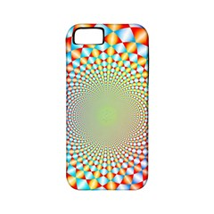 Color Abstract Background Textures Apple Iphone 5 Classic Hardshell Case (pc+silicone)