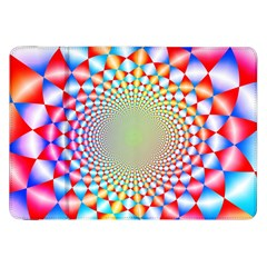 Color Abstract Background Textures Samsung Galaxy Tab 8 9  P7300 Flip Case