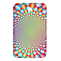 Color Abstract Background Textures Samsung Galaxy Tab 3 (7 ) P3200 Hardshell Case