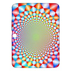 Color Abstract Background Textures Samsung Galaxy Tab 3 (10 1 ) P5200 Hardshell Case