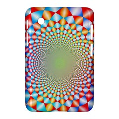 Color Abstract Background Textures Samsung Galaxy Tab 2 (7 ) P3100 Hardshell Case
