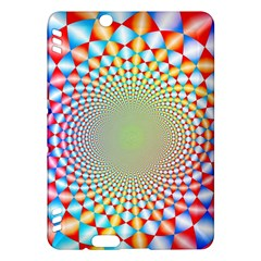 Color Abstract Background Textures Kindle Fire Hdx Hardshell Case