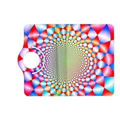 Color Abstract Background Textures Kindle Fire Hd (2013) Flip 360 Case
