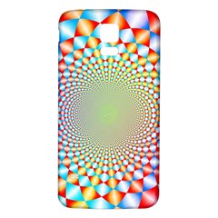 Color Abstract Background Textures Samsung Galaxy S5 Back Case (white)