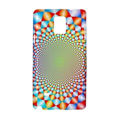 Color Abstract Background Textures Samsung Galaxy Note 4 Hardshell Case