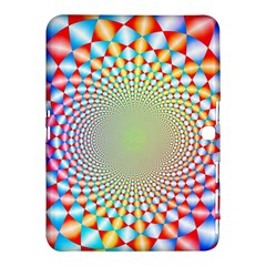 Color Abstract Background Textures Samsung Galaxy Tab 4 (10.1 ) Hardshell Case