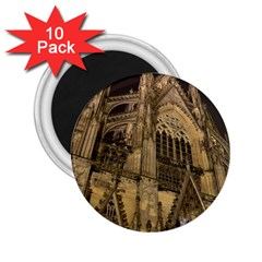 Cologne Church Evening Showplace 2.25  Magnets (10 pack)