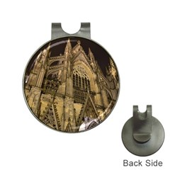 Cologne Church Evening Showplace Hat Clips With Golf Markers