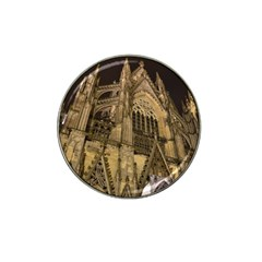 Cologne Church Evening Showplace Hat Clip Ball Marker