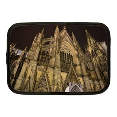 Cologne Church Evening Showplace Netbook Case (medium)
