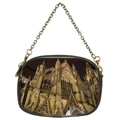 Cologne Church Evening Showplace Chain Purses (two Sides)