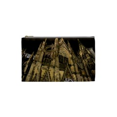 Cologne Church Evening Showplace Cosmetic Bag (small)