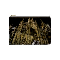 Cologne Church Evening Showplace Cosmetic Bag (medium)