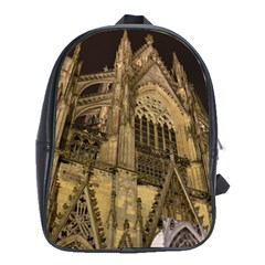 Cologne Church Evening Showplace School Bags(large)